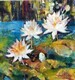 Pond Lilies SOLD