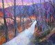 Morning Invitation: Culham Trail, Acrylic, 24x30  SOLD